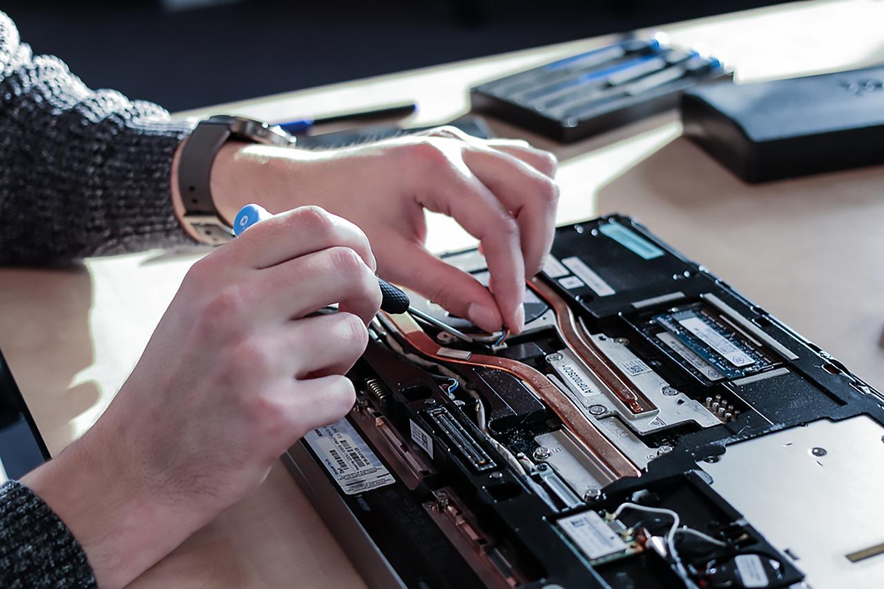 hp laptop screen repair